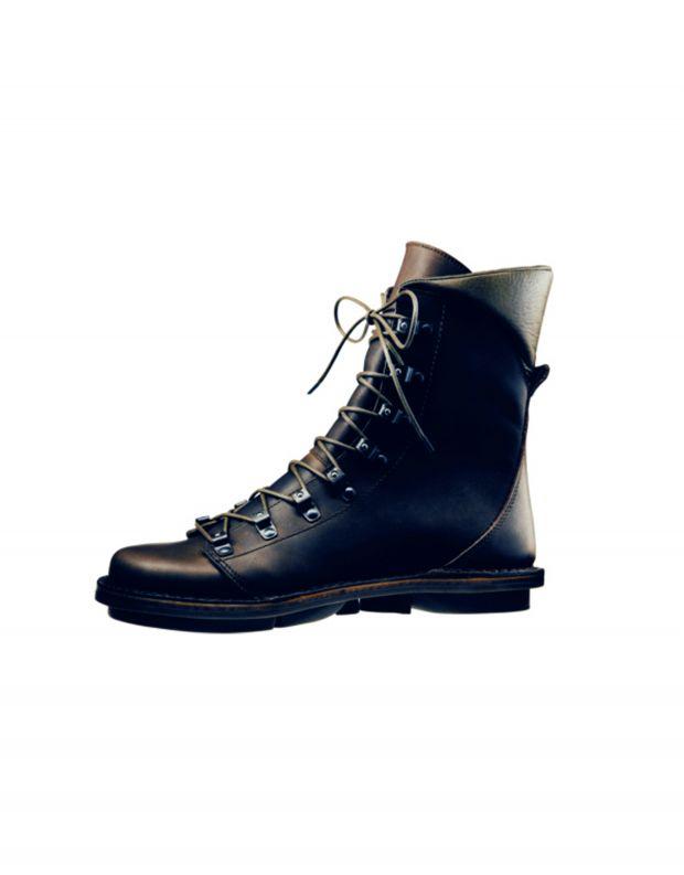 נעלי נשים - Trippen - מגפון FRANZ CLOSED - שחור