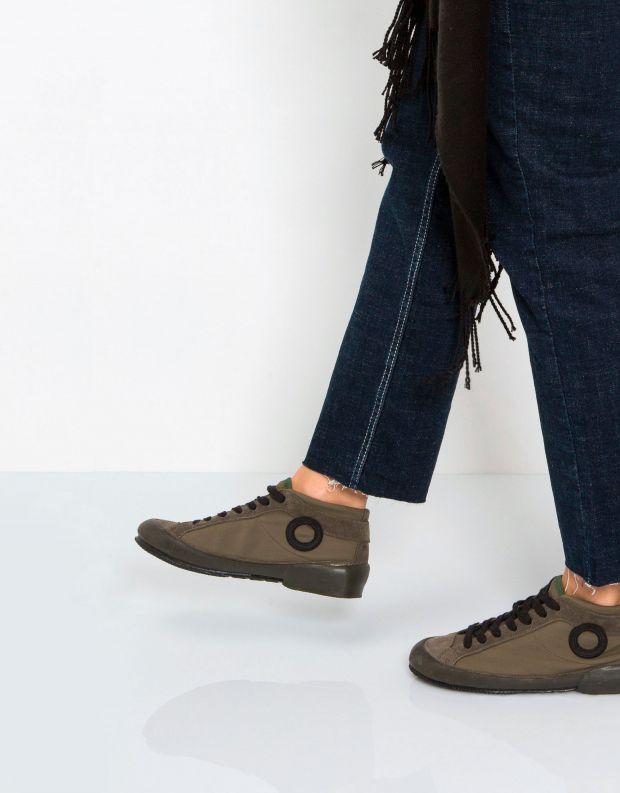 נעלי נשים - Aro - סניקרס OANA - זית