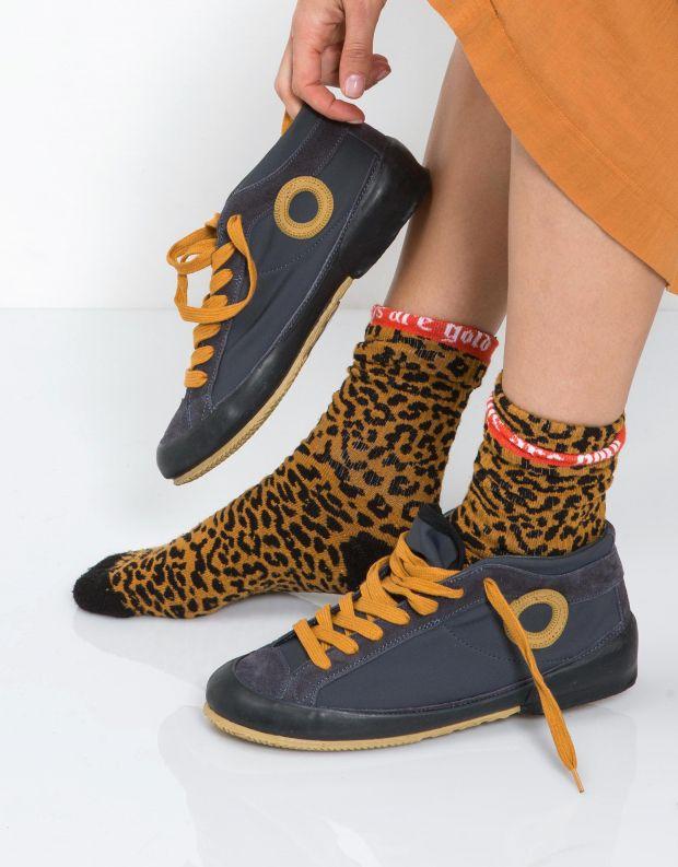 נעלי נשים - Aro - סניקרס OANA - אפור