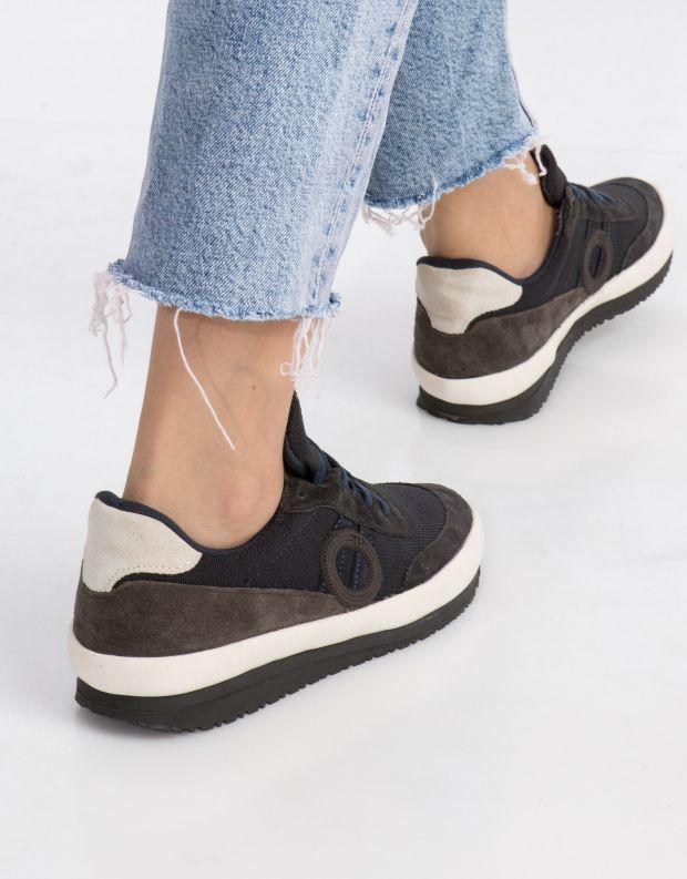נעלי נשים - Aro - סניקרס JAQ - אפור
