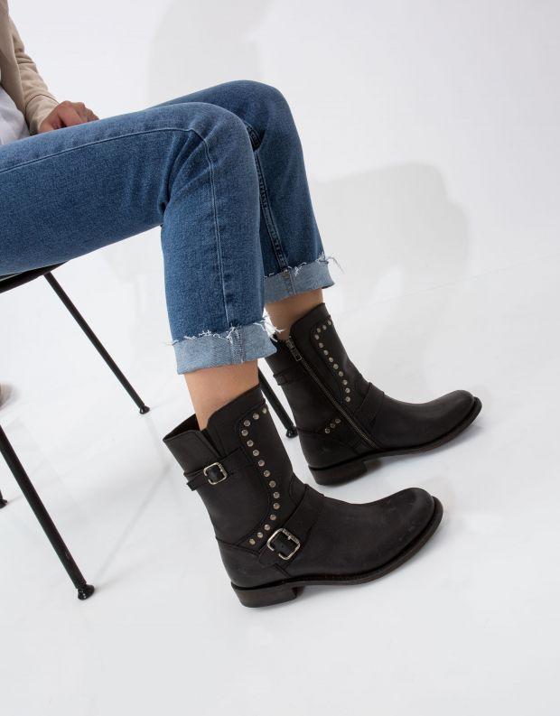 נעלי נשים - liberty black - מגף SADIE - שחור