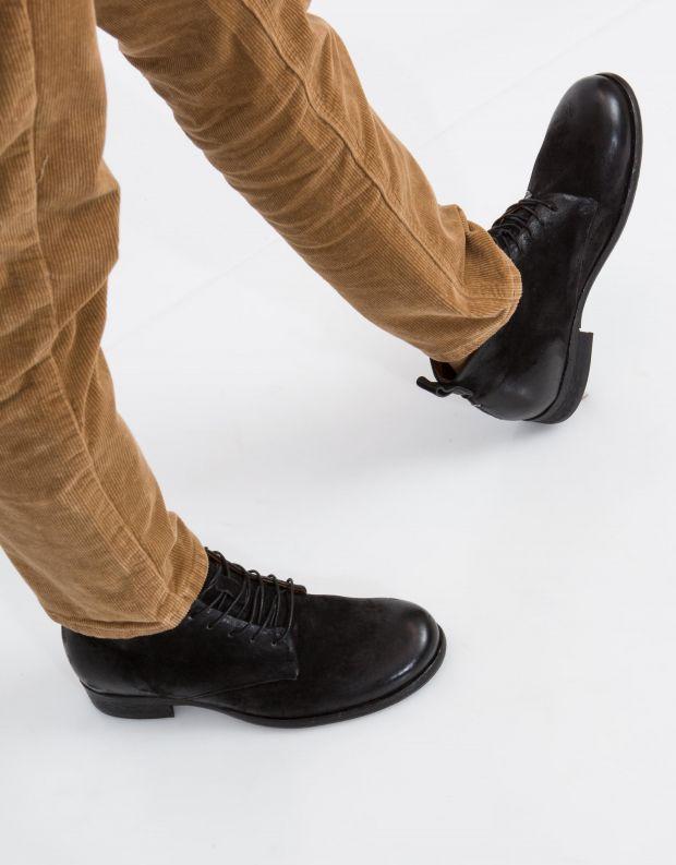 נעלי גברים - A.S. 98 - נעל HIVES - שחור