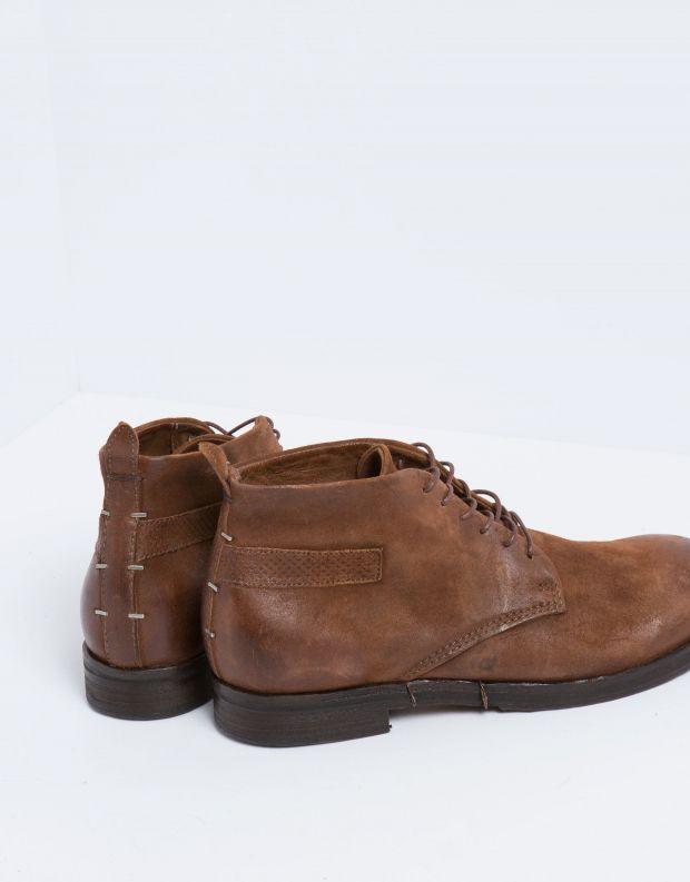 נעלי גברים - A.S. 98 - נעל גבוהה ACTON - חום בהיר