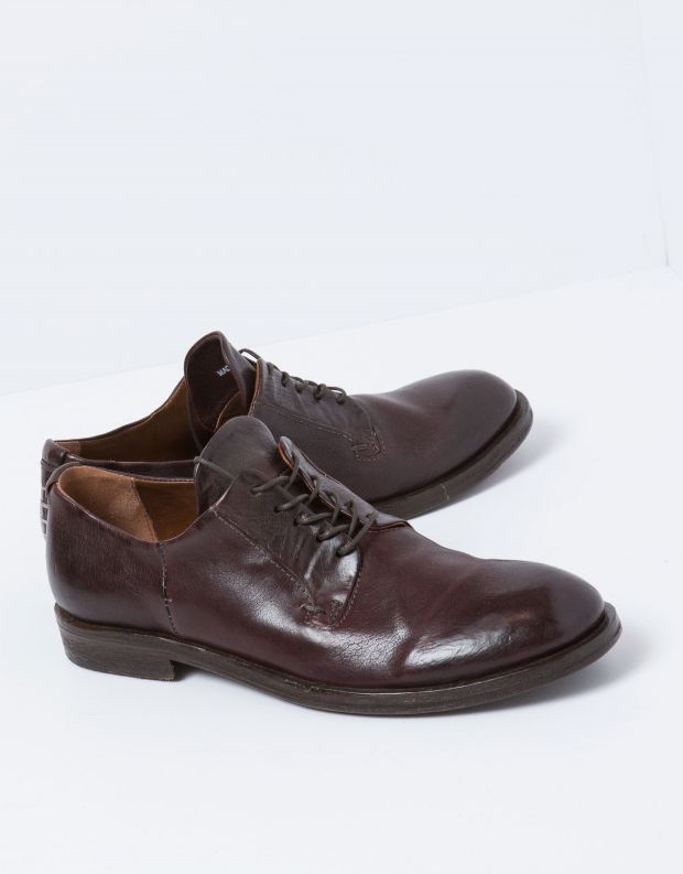נעלי גברים - A.S. 98 - נעל BRIKLANE - בורדו