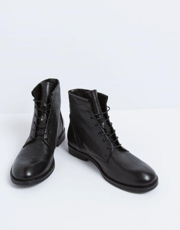 נעלי גברים - A.S. 98 - נעל גבוהה BRIKLANE - שחור