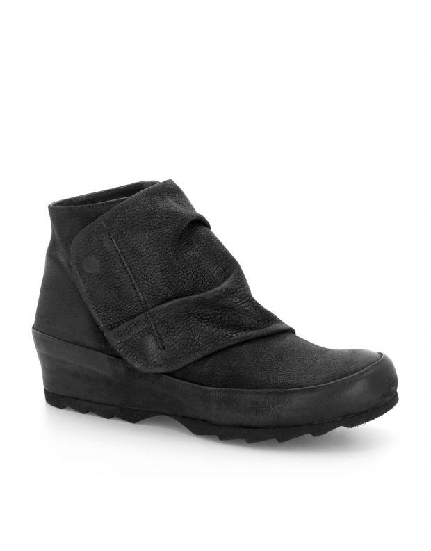 נעלי נשים - Vialis - מגפון  MACBA - שחור