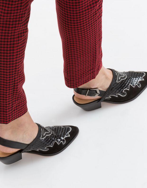 נעלי נשים - Schutz - סנדל CHERYL - שחור