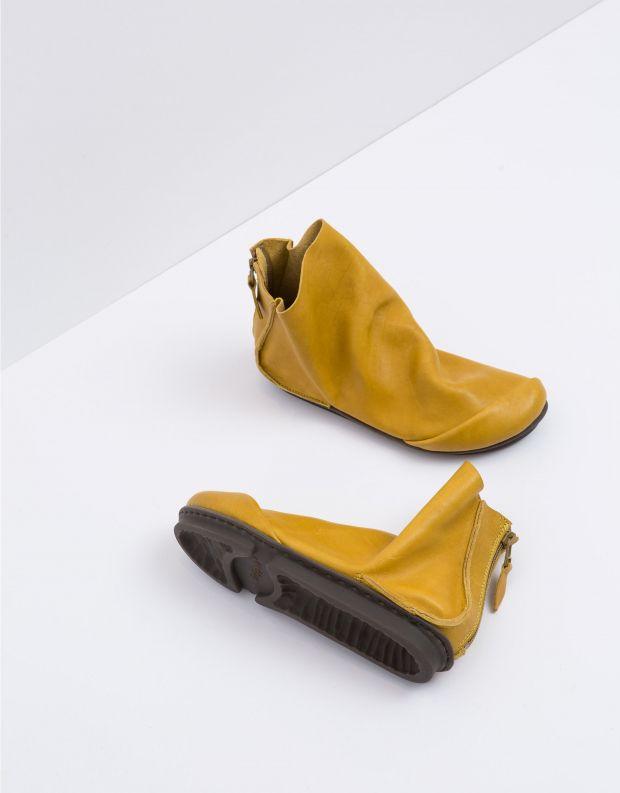 נעלי נשים - Trippen - מגפון PLOY PENNA - צהוב