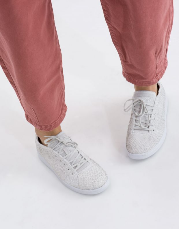 נעלי נשים - Woden - סניקרס JANE NSC - לבן
