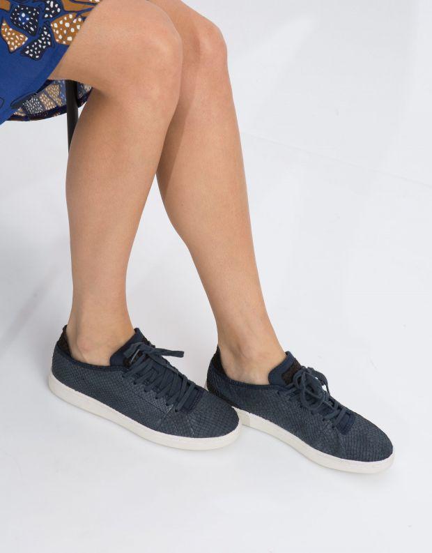 נעלי נשים - Woden - סניקרס JANE NSC - כחול
