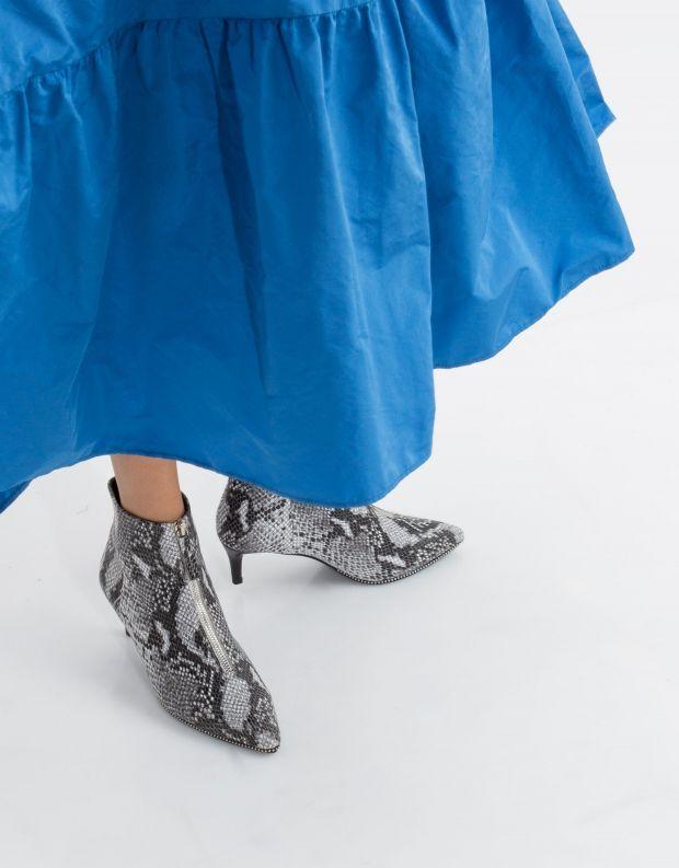 נעלי נשים - SOL SANA - מגפון FELIX - נחש