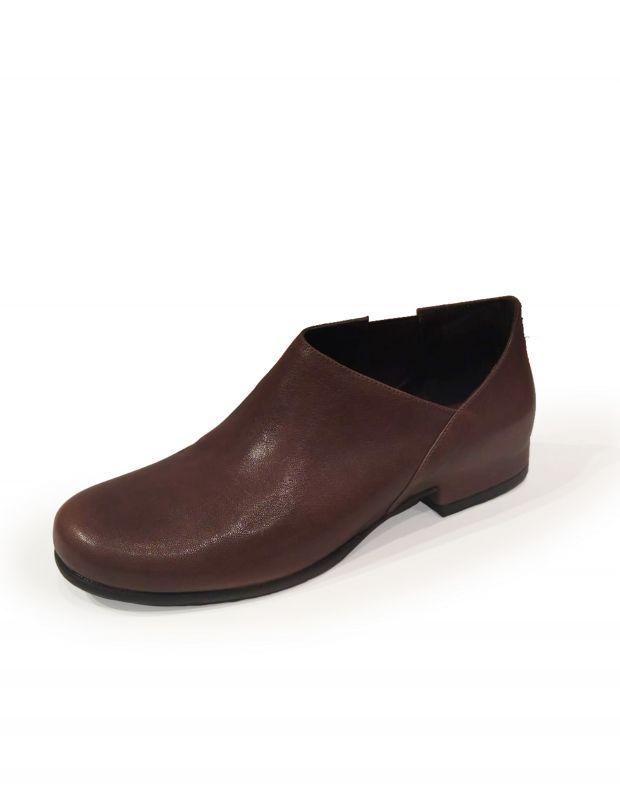 נעלי נשים - Vialis - נעל JAPON - חום