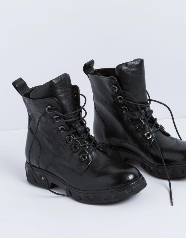 נעלי נשים - Mjus - מגפון ORSA - שחור