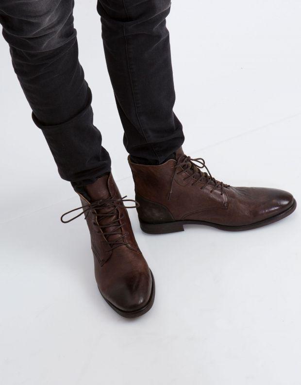 נעלי גברים - Hudson - נעל YOAKLEY עור - חום