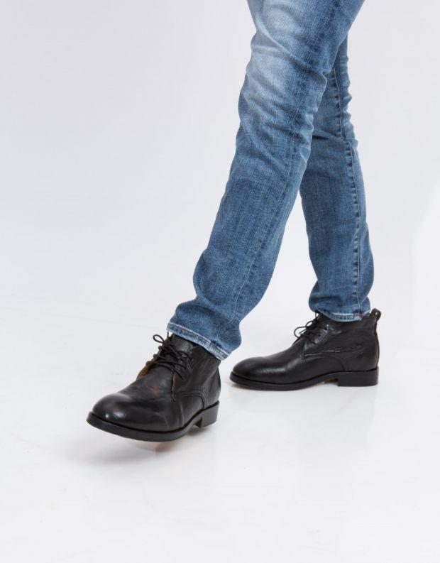 נעלי גברים - Hudson - נעל DARTMOOR - שחור