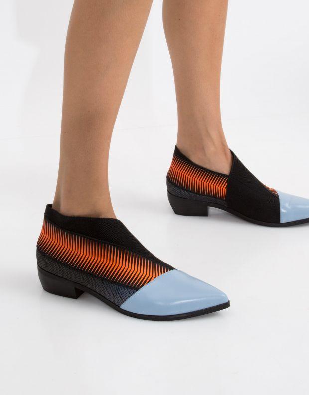 נעלי נשים - United Nude - מגפון POP BOOTIE LO - צבעוני