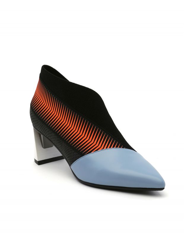 נעלי נשים - United Nude - מגפון ZINK POP MID - צבעוני
