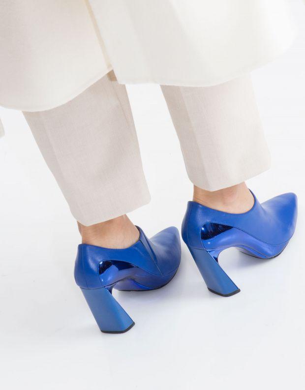נעלי נשים - United Nude - נעל MOLTEN BOOTIE - כחול
