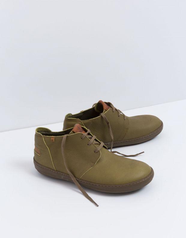 נעלי גברים - El Naturalista - נעל METEO - ירוק