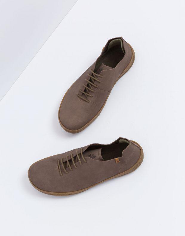 נעלי גברים - El Naturalista - נעל AMAZONAS - אפור