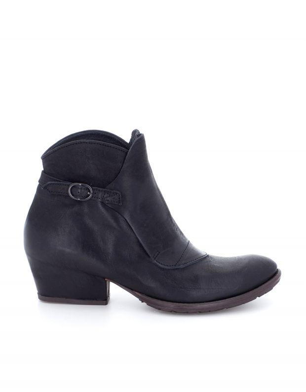 נעלי נשים - Vialis - מגפון JESSI - שחור