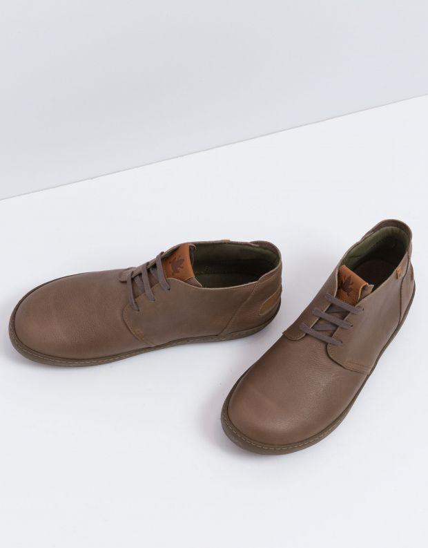 נעלי גברים - El Naturalista - נעל METEO - אפור