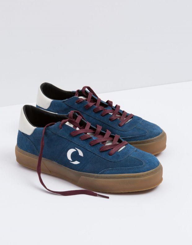 נעלי גברים - Crime London - סניקרס ESSENTIAL - כחול