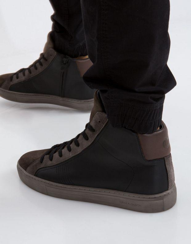 נעלי גברים - Crime London - סניקרס INFINITY - שחור חום