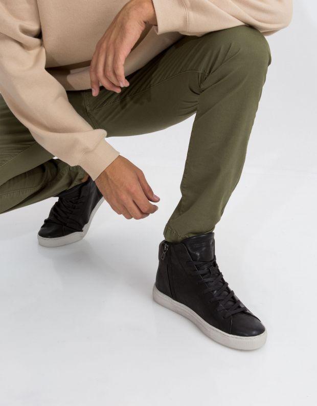 נעלי גברים - Crime London - סניקרס INFINITY - שחור