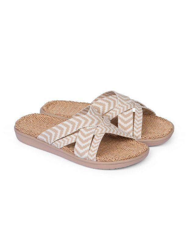 נעלי נשים - Lovelies - קבקב LAGUNA - בז'