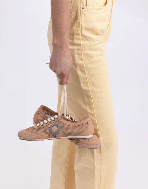 נעלי נשים - Aro - סניקרס JOANETA VEGAN - פודרה