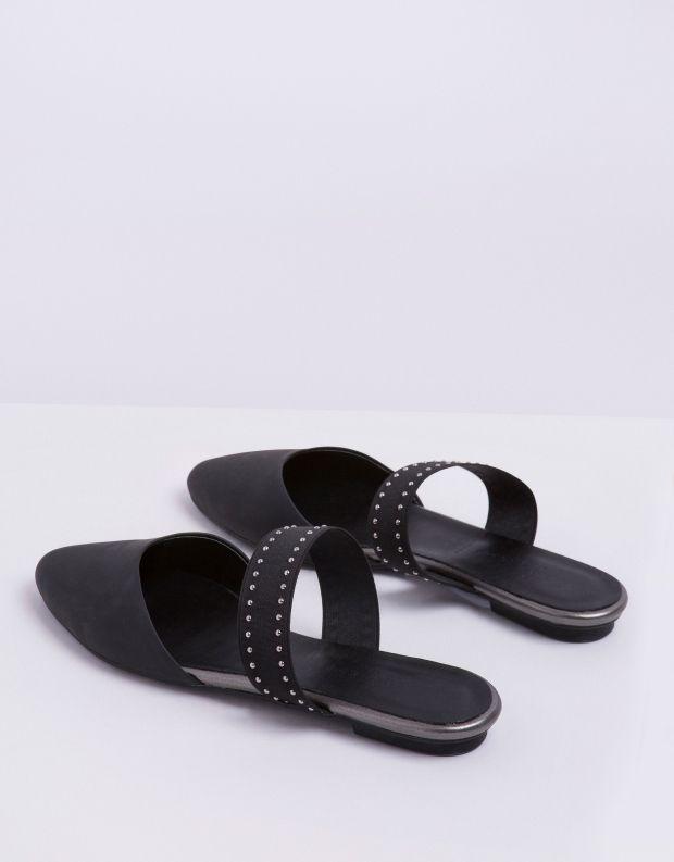 נעלי נשים - NR Rapisardi - קבקב YOLE - שחור