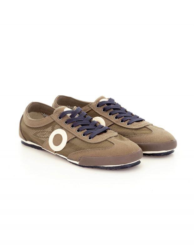 נעלי גברים - Aro - סניקרס JOANETA VEGAN - חום