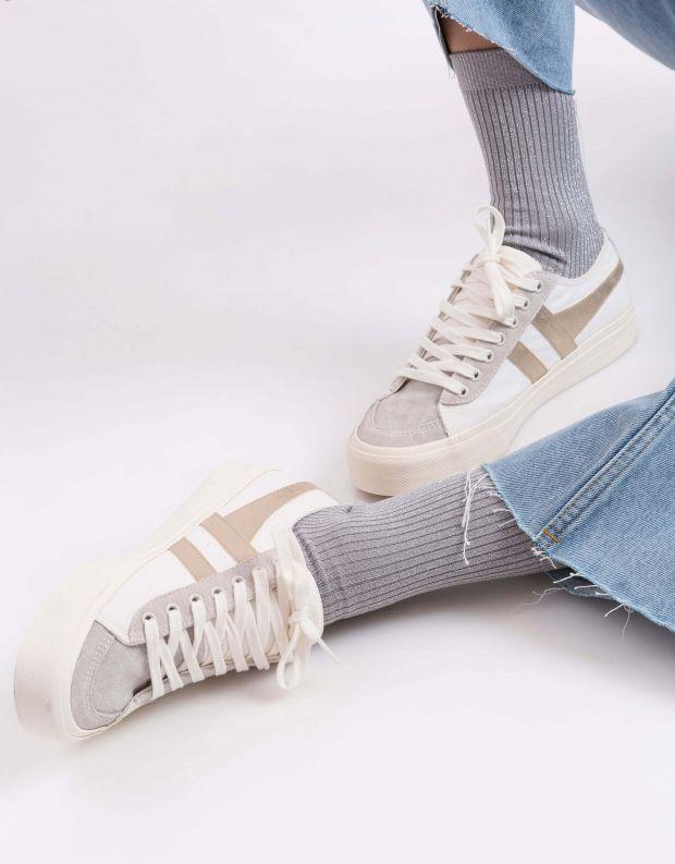 נעלי נשים - Gola - סניקרס QUOTA II MIRROR - אופוויט