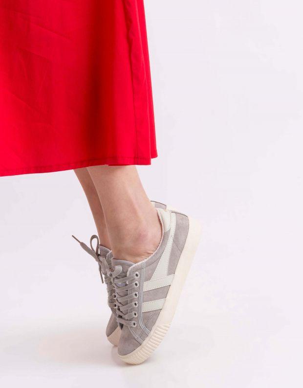 נעלי נשים - Gola - סניקרס TENNIS MARK COX SD - אפור בהיר