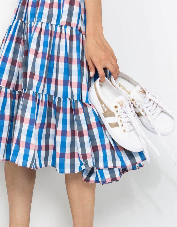 נעלי נשים - Gola - סניקרס COASTER MIRROR - לבן