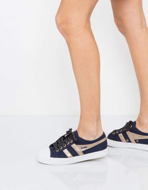 נעלי נשים - Gola - סניקרס COASTER MIRROR - כחול