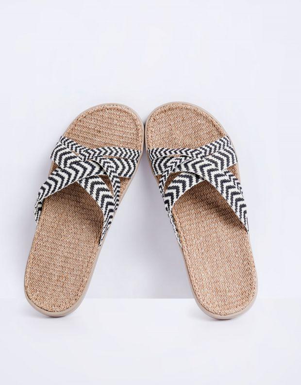 נעלי נשים - Lovelies - כפכפי בד LAGUNA - שחור