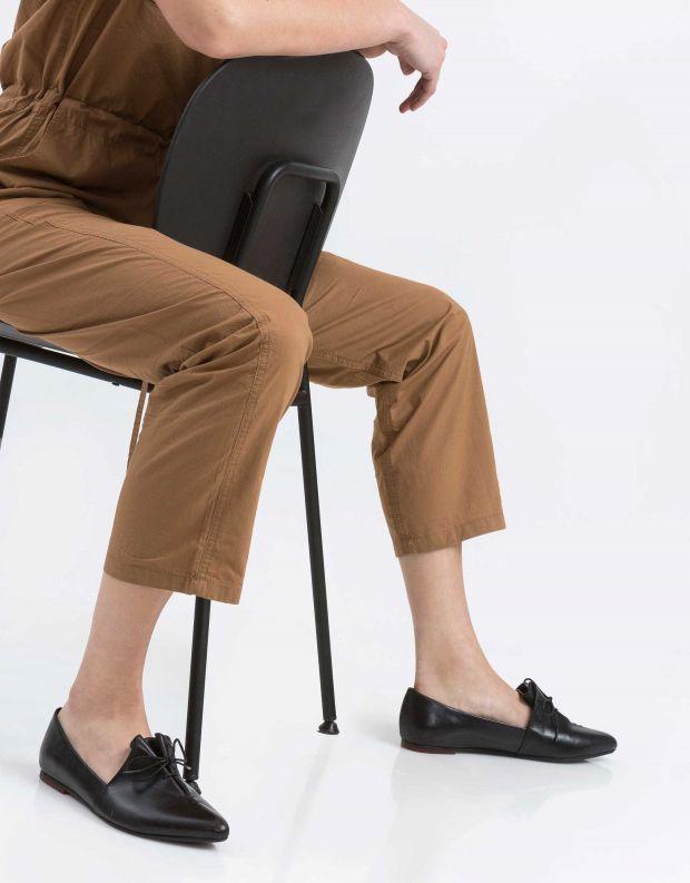 נעלי נשים - Yuko Imanishi - נעלי סירה RINA - שחור