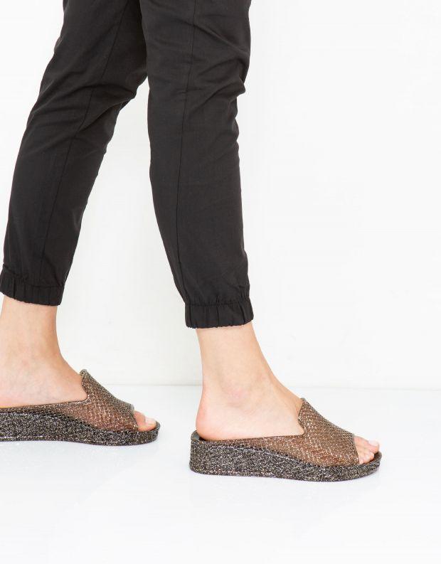 נעלי נשים - Jeffrey Campbell - קבקב FLING - שחור
