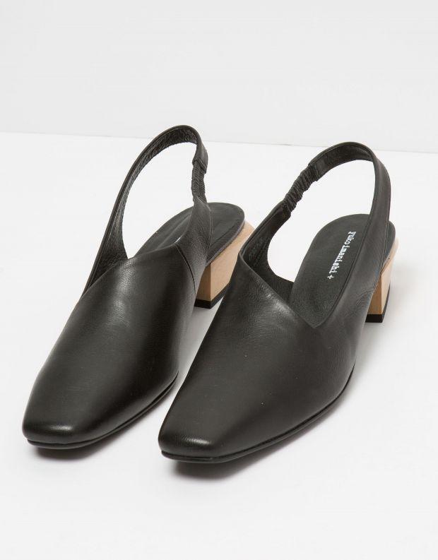 נעלי נשים - Yuko Imanishi - נעלי סירה KAREN - שחור