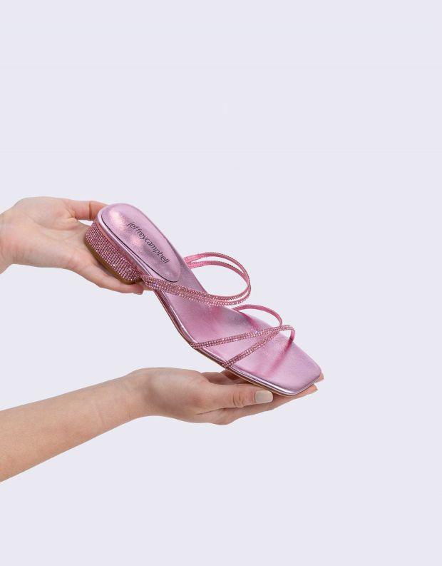 נעלי נשים - Jeffrey Campbell - קבקב ADALIA - ורוד