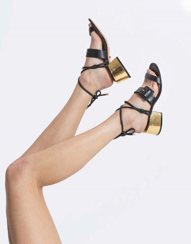 נעלי נשים - Schutz - סנדל MARIA - שחור