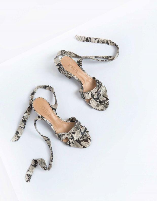 נעלי נשים - Schutz - סנדל Fernanda - נחש