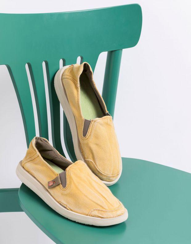 נעלי נשים - Satorisan - נעל KUNG FU - צהוב