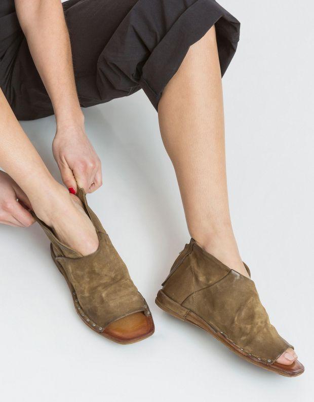 נעלי נשים - A.S. 98 - נעל COOL - זית
