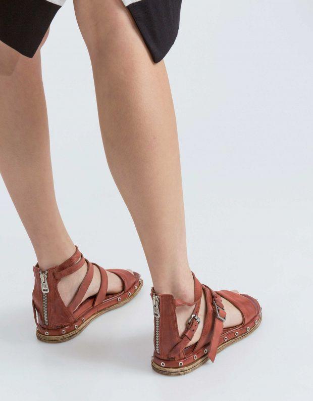 נעלי נשים - A.S. 98 - סנדל POLARIV רצועות - חמרה