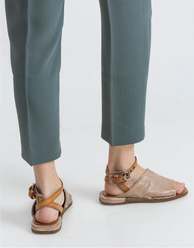 נעלי נשים - A.S. 98 - סנדל COOL - אפור