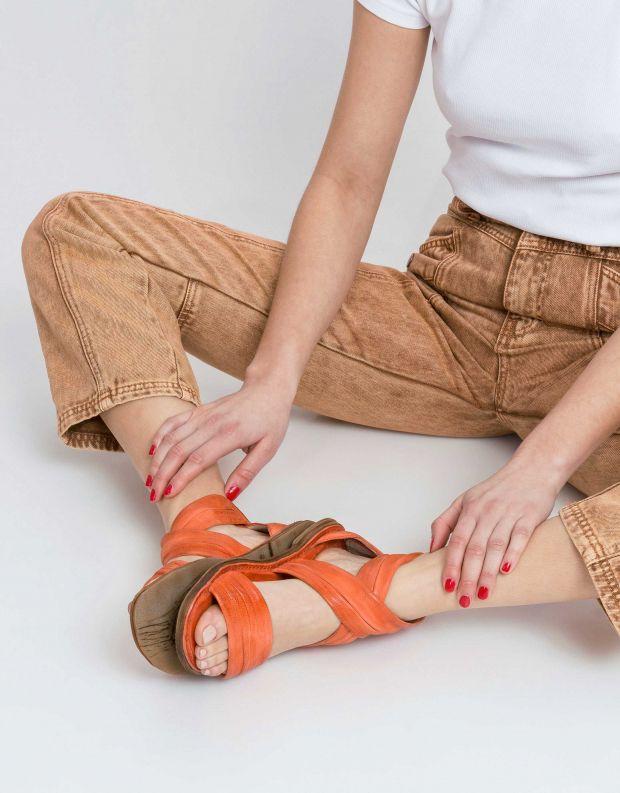 נעלי נשים - A.S. 98 - סנדל MALIBU X - אדום