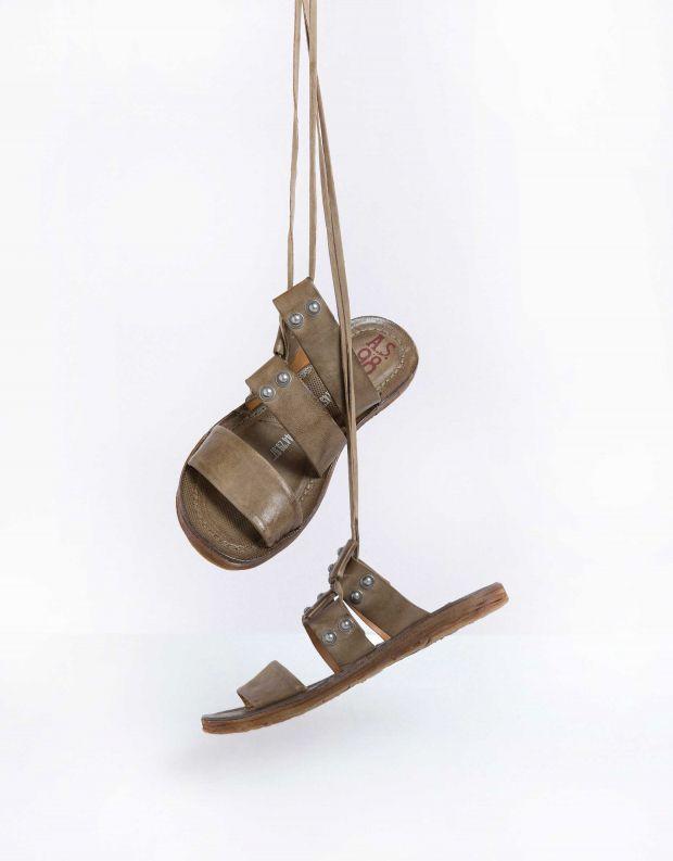 נעלי נשים - A.S. 98 - סנדל RAMOS קולר - זית